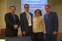 Imágenes del Pre-Congreso de Neurología 2019