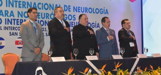 Imágenes del Congreso Neurología 2019