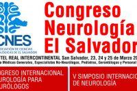 Afiche del Congreso Neurologia 2017