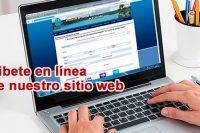 Inscripción en línea
