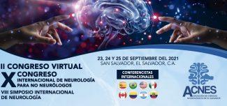 Afiche II Congreso Virtual ACNES 2021