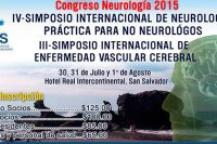 Congreso Neurología 2015