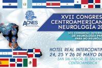 Afiche Congreso Centroamericano de Neurología El Salvador 2018