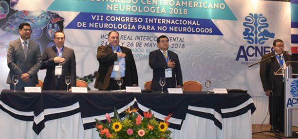 Imágenes del Congreso Neurología 2018