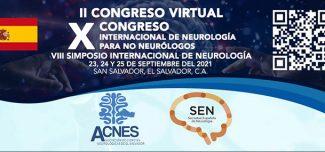 Programa de la sesión organizada en colaboración con el Comité de Neuro-Cooperación de la Sociedad Española de Neurología (SEN):